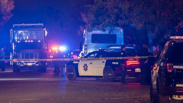 ABD'nin Kaliforniya eyaletinde düzenlenen silahlı saldırıda 2 kişi hayatını kaybetti
