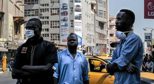 Afrika kıtasında Covid-19 vaka sayısı 2 milyon 100 bine yaklaştı