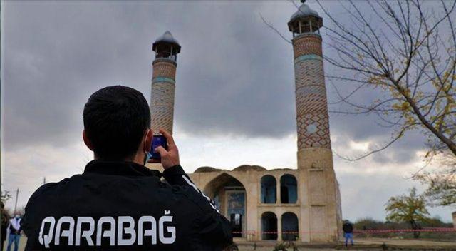 Ağdam bölgesinin futbol takımı Karabağ, Ermenistan'ın işgalinden kurtarılan şehre 27 yıl sonra ayak bastı