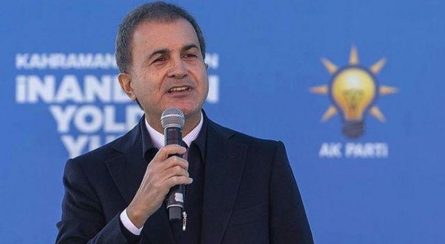 AK Parti Sözcüsü Çelik: Demokrasinin sahibi millettir, milli iradedir, onun dışında bir sahibi yoktur