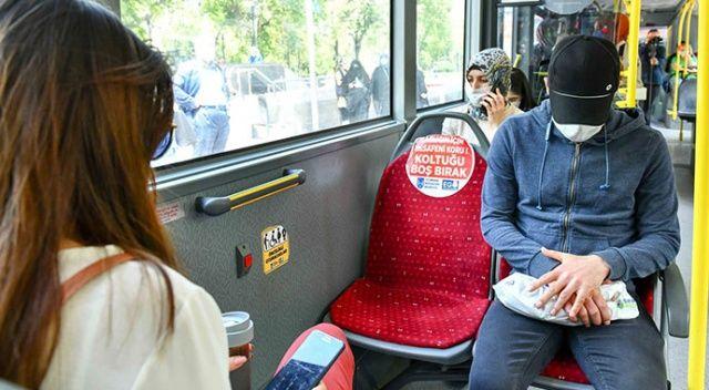 Ankara'da toplu ulaşıma Covid-19 düzenlemesi