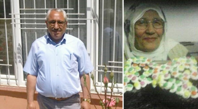 Anne ile oğlu 1 saat arayla kalp krizinden öldü