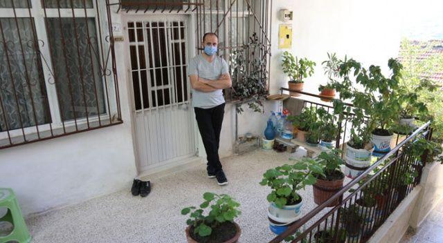 Anne ve babasını koronavirüs sebebiyle kaybeden vatandaş: Benim canım yandı, sizlerin de canı yanmasın