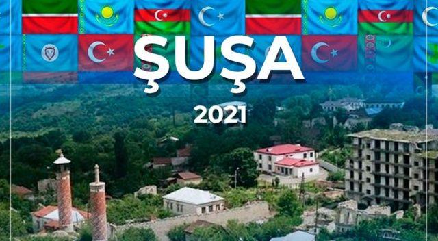 Azerbaycanlı gençler Şuşa'nın 2021 Türk Dünyası Ülkelerinin Gençlik Başkenti ilan edilmesi için kampanya başlattı