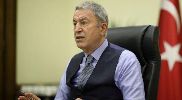 Bakan Akar'dan tezkere açıklaması: Mehmetçik en kısa sürede göreve başlayacak