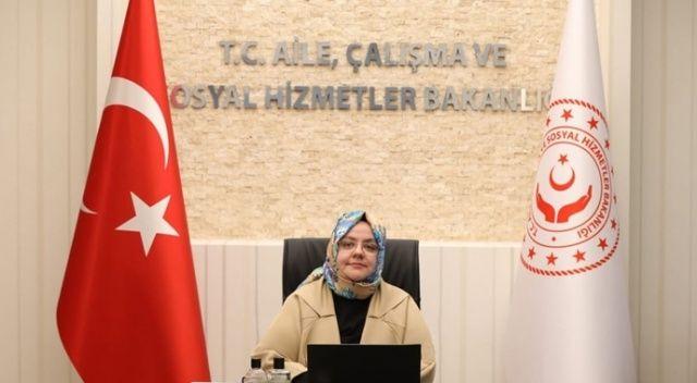 Bakan Zehra Zümrüt Selçuk, 4. Uluslararası Kadın ve Adalet Zirvesi'nde konuştu