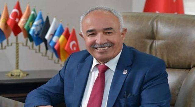 Belediye Başkanı Keskin'in Covid testi pozitif çıktı