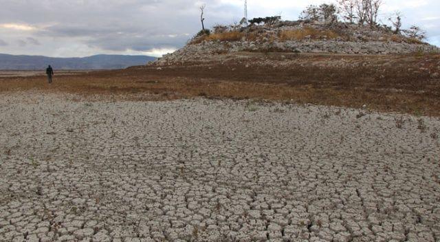 Belediye Başkanı kuraklığın boyutunu böyle özetledi: Son 3 ayda bir damla yağış düşmedi