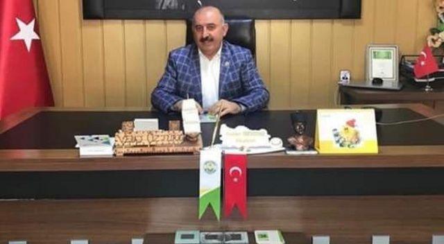 Belediye Başkanı Vedat Öztürk koronavirüse yakalandı