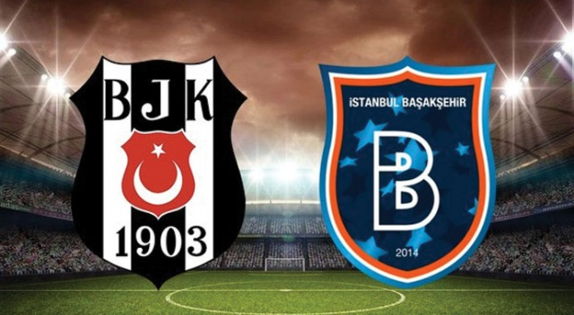 Beşiktaş, evinde Başakşehir'i 3-2 mağlup etti