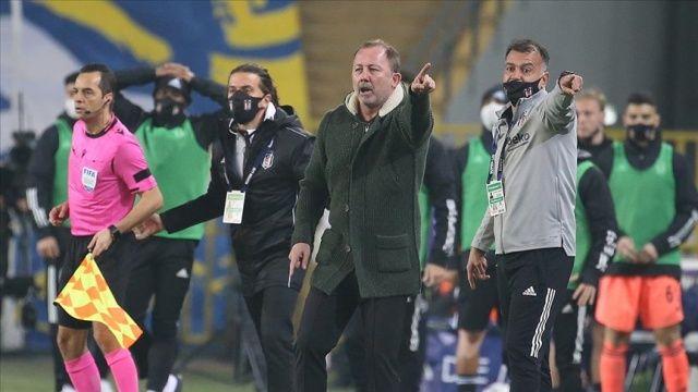 Beşiktaş Teknik Direktörü Yalçın: Oyuncularım savaşarak çok önemli bir maçı kazandı