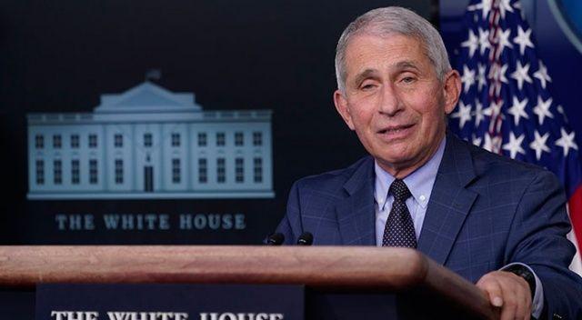 Beyaz Saray Covid-19 Danışmanı Fauci: Ölümler 300 bini geçebilir