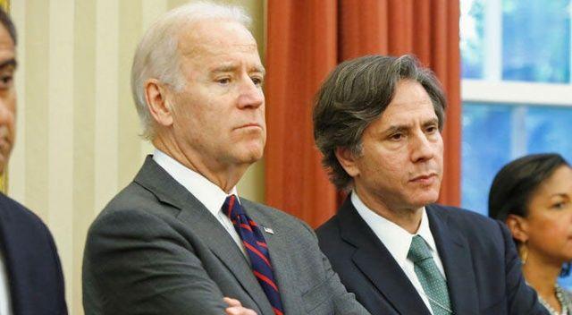 Biden'ın ABD Dışişleri Bakanlığı görevine Blinken'i getireceği iddia edildi