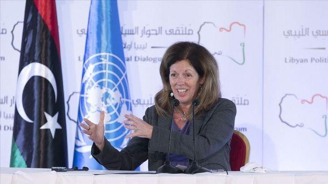 BM Libya Destek Misyonu Temsilcisi Williams: Libya'da süreç konusunda iyimserim