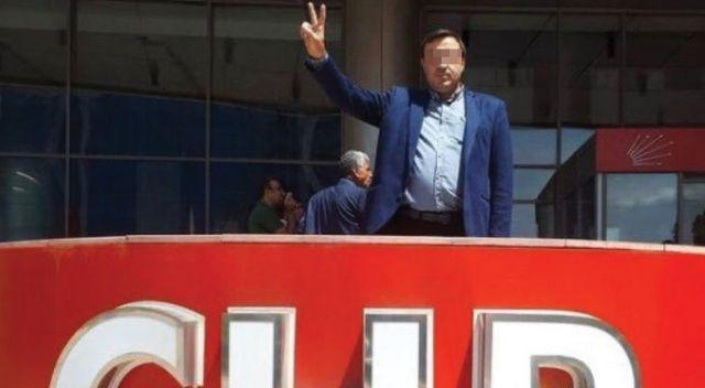 Bu sefer ilçe başkan yardımcısı... CHP'de bir tecavüz skandalı daha