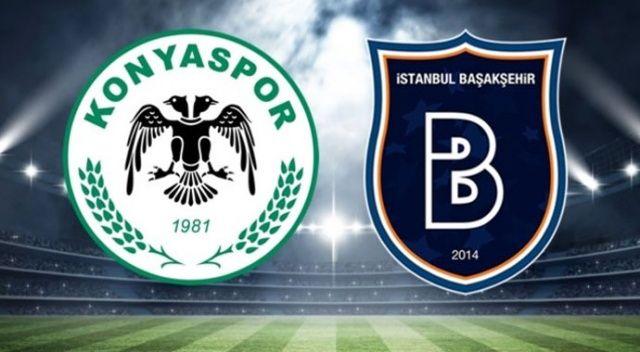 CANLI İZLE: Konyaspor Başakşehir canlı şifresiz izle (Konya Başakşehir maçı canlı skor kaç kaç?)