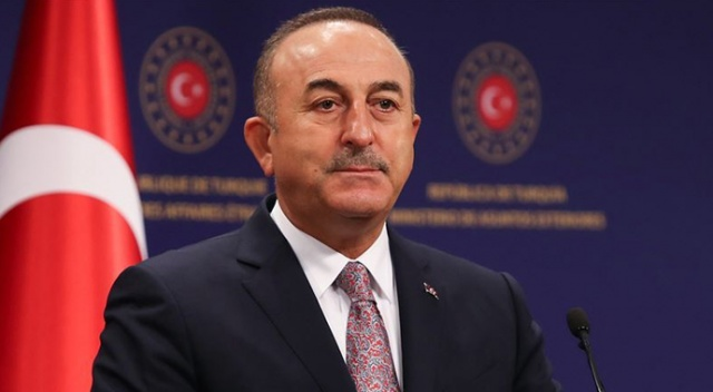 Çavuşoğlu: Cumhurbaşkanımız talimat verdi... Sahada da masada da  cevabı vereceğiz