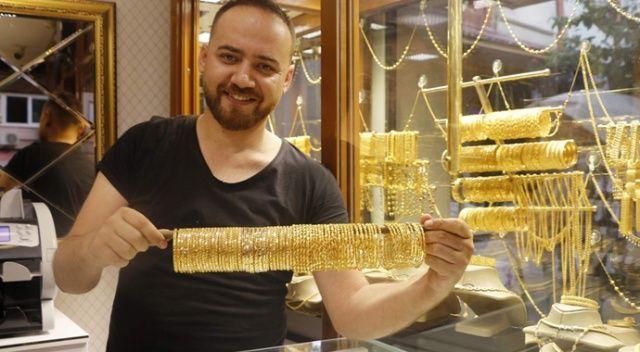 Çeyrek altın, gram altın fiyatları ne kadar? 6 Kasım altın fiyatları