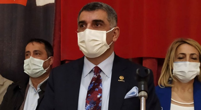 CHP Milletvekili Erol'un Covid-19 testi pozitif çıktı