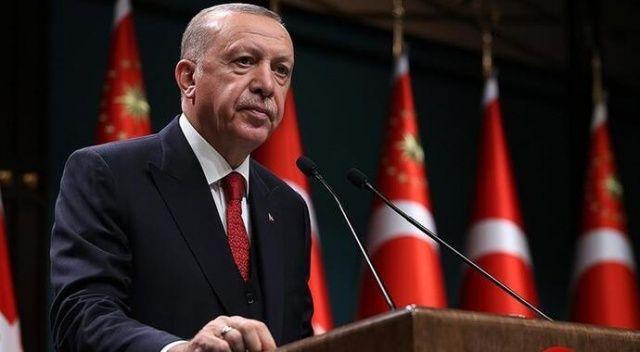 Erdoğan yeni tedbirleri açıkladı: Hafta sonu sokağa çıkma yasağı