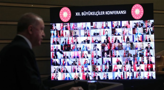 Cumhurbaşkanı Erdoğan dünyaya BiP'le bağlandı