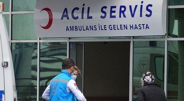 Devlet Hastanesinde 50 sağlık çalışanı korona virüse yakalandı