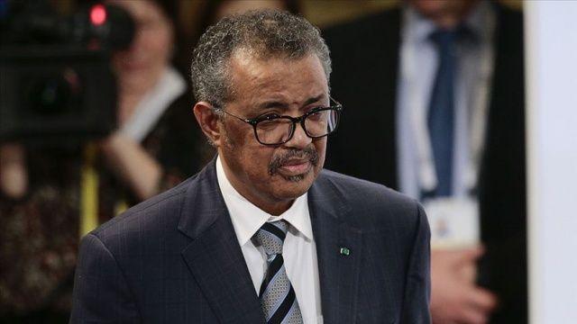 DSÖ Direktörü 'Etiyopya'da isyancılar için lobi yaptığı' iddialarını yalanladı