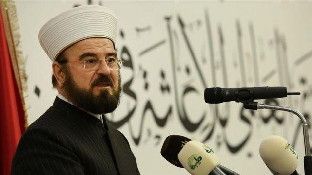 Dünya Müslüman Alimler Birliği: Filistin davası en karanlık günlerden geçiyor