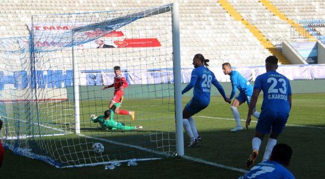 Erzurumspor ile Antalyaspor 2-2 berabere kaldı