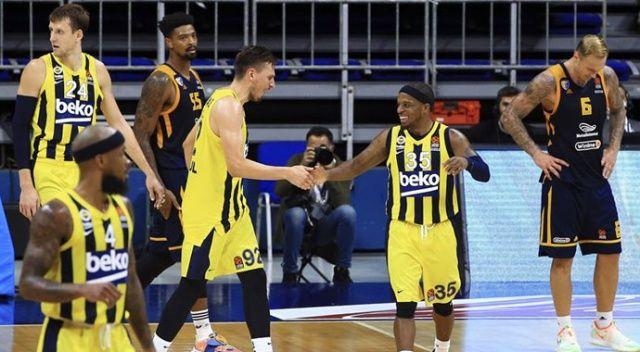 Fenerbahçe Beko 83 - 71 Khimki (Maç özeti)