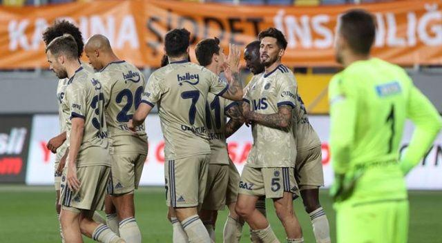 Fenerbahçe deplasman şanssızlığını kırdı!