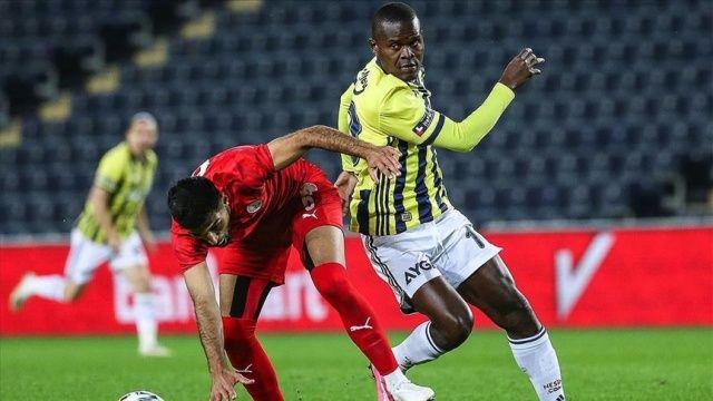 Fenerbahçe Kulübü: Samatta'nın tedavisine başlandı