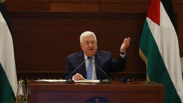 Filistinli yetkili: Abbas, BAE ve Bahreyn'e yeniden büyükelçi gönderilmesine karar verdi