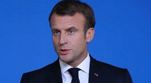 """Fransa Cumhurbaşkanı Macron: """"Fakir ülkelere Covid-19 aşısı bağışlanmalı"""""""