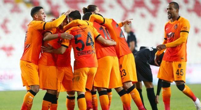 Galatasaray, Kayserispor'u konuk ediyor