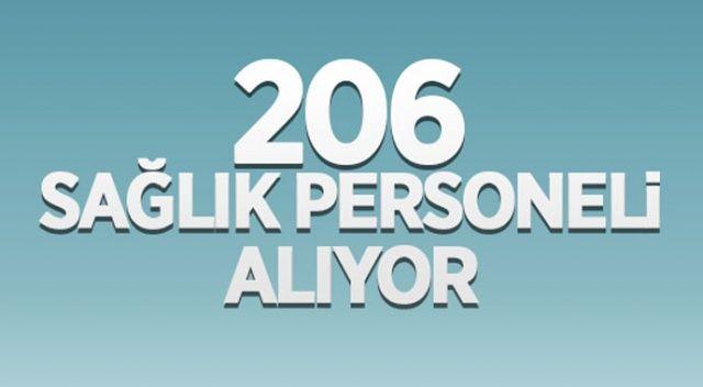 Gaziantep Üniversitesi 206 Sözleşmeli Sağlık Personeli Alacak