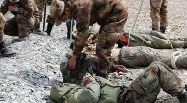Hint askerleri mikrodalga silahla vuruldu!