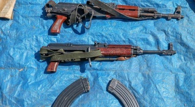 İçişleri Bakanlığı: Cudi Dağı bölgesinde 2 terörist etkisiz hale getirilmiştir