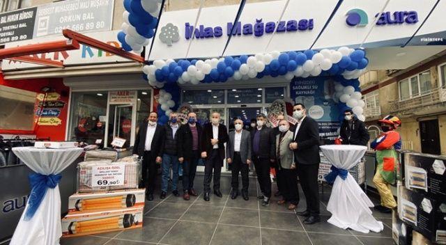 İhlas Mağazası 89. şubesi Kadıköy'de düzenlenen törenle açıldı