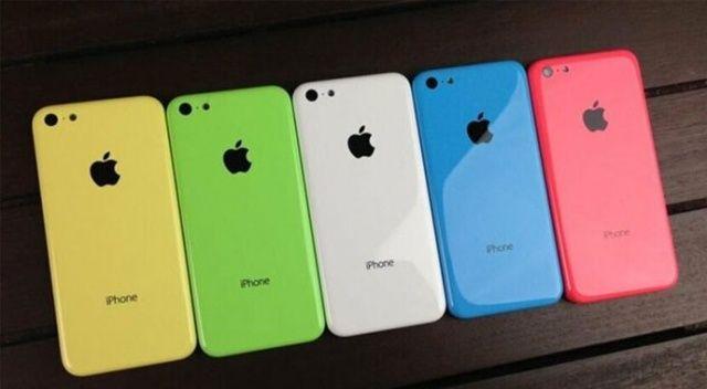 iPhone 5C'nin fişini çekti