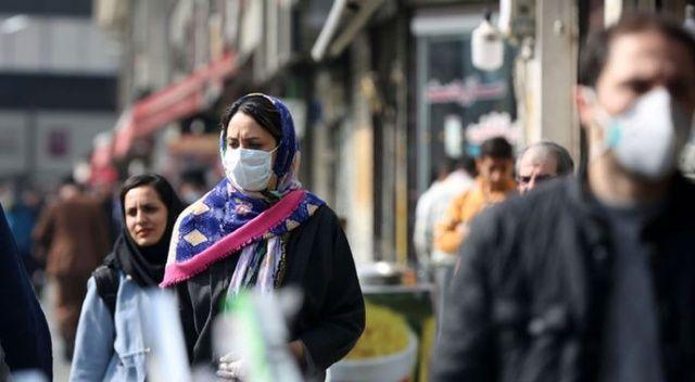 İran'da son 24 saatte Covid-19'dan 406 kişi hayatını kaybetti