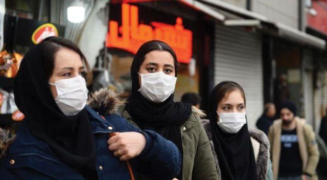 İran'da son 24 saatte koronavirüsten 391 ölüm