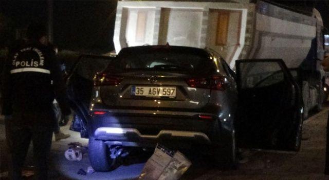 İzmir'de kaza yapan polis memuru hayatını kaybetti