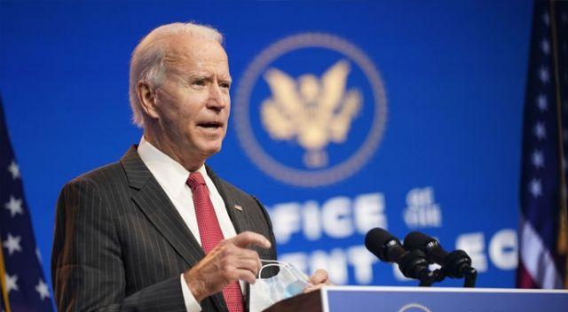 Joe Biden: Covid-19 yüzünden ekonomiyi kapatmayacağım