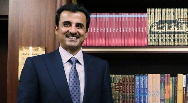 Katar Emiri Al Sani'den Ankara'da Katar-Türkiye ortaklığı kaçıklaması