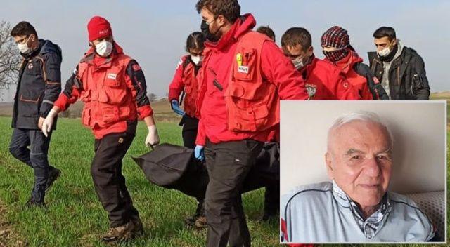 Kayıp olarak aranan emekli emniyet müdürü ölü bulundu