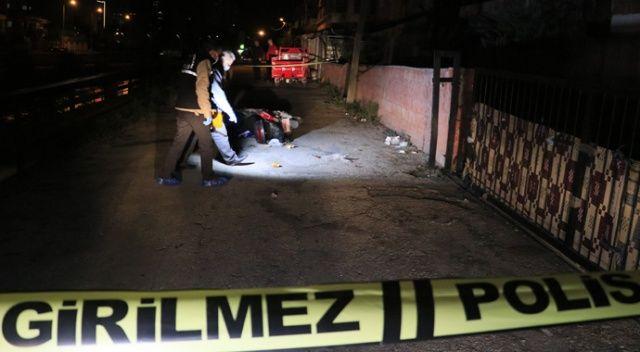 Komşuların küfür kavgası kanlı bitti: 2 yaralı