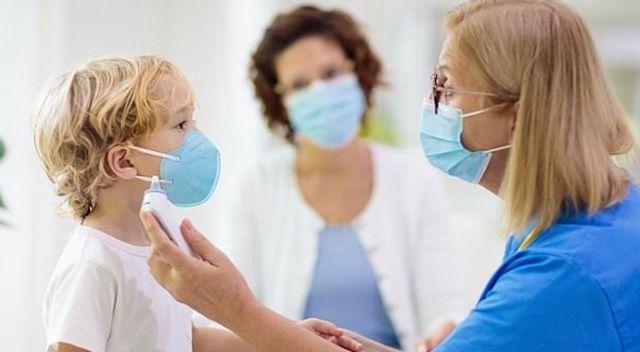 Koronavirüs çocukları daha az etkiliyor