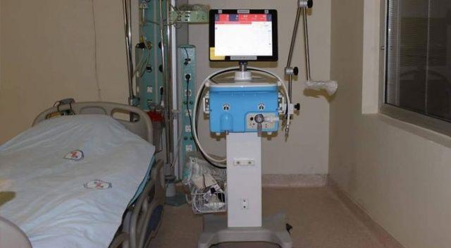 Koronavirüs hastaları için 'yerli' solunum cihazı kullanılmaya hazır