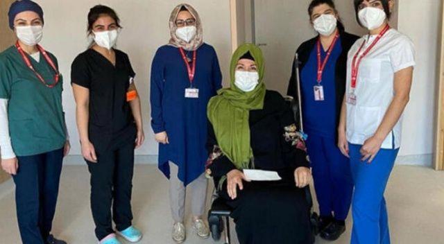 Koronavirüse yakalanan İkbal Gürpınar'dan güzel haber
